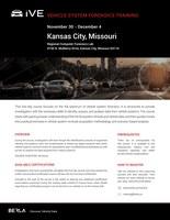 iVe Training_November_20_Kansas City, MO