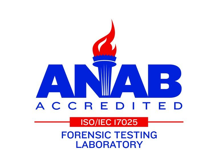 Logo for ANAB Accreditation