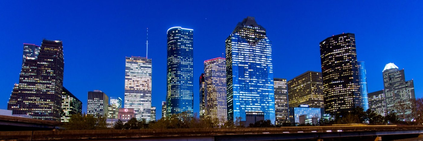Greater Houston Skyline