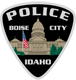 Boise City Police Department Patch
